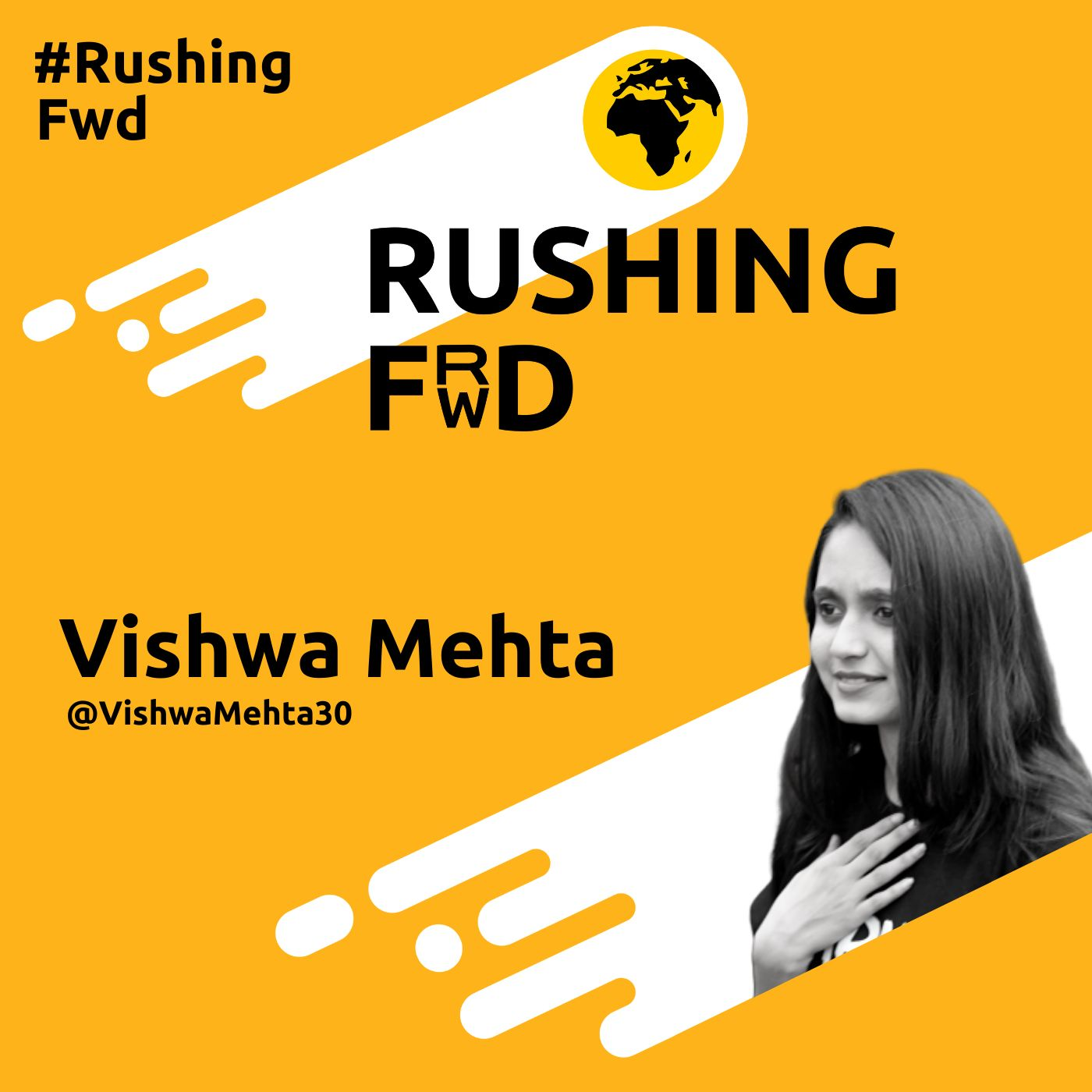 Vishwa Mehta: Graduating, Tech Interviewing and Personal Growth