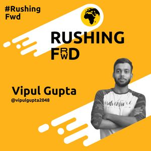 Vipul Gupta: Open Source, Freelancing and Financial Independence