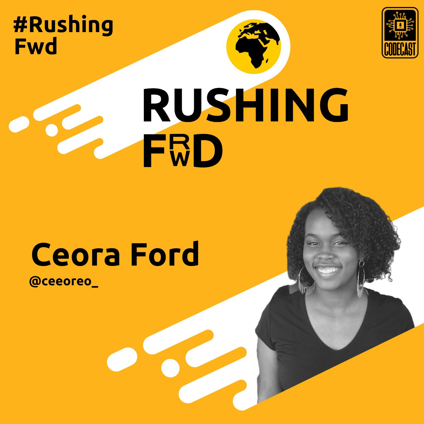 Ceora Ford: The Art of Learning, Calls for Diversity and Breaking into Tech