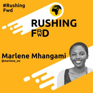 Marlene Mhangami: Communities, Conferences and Living in Africa