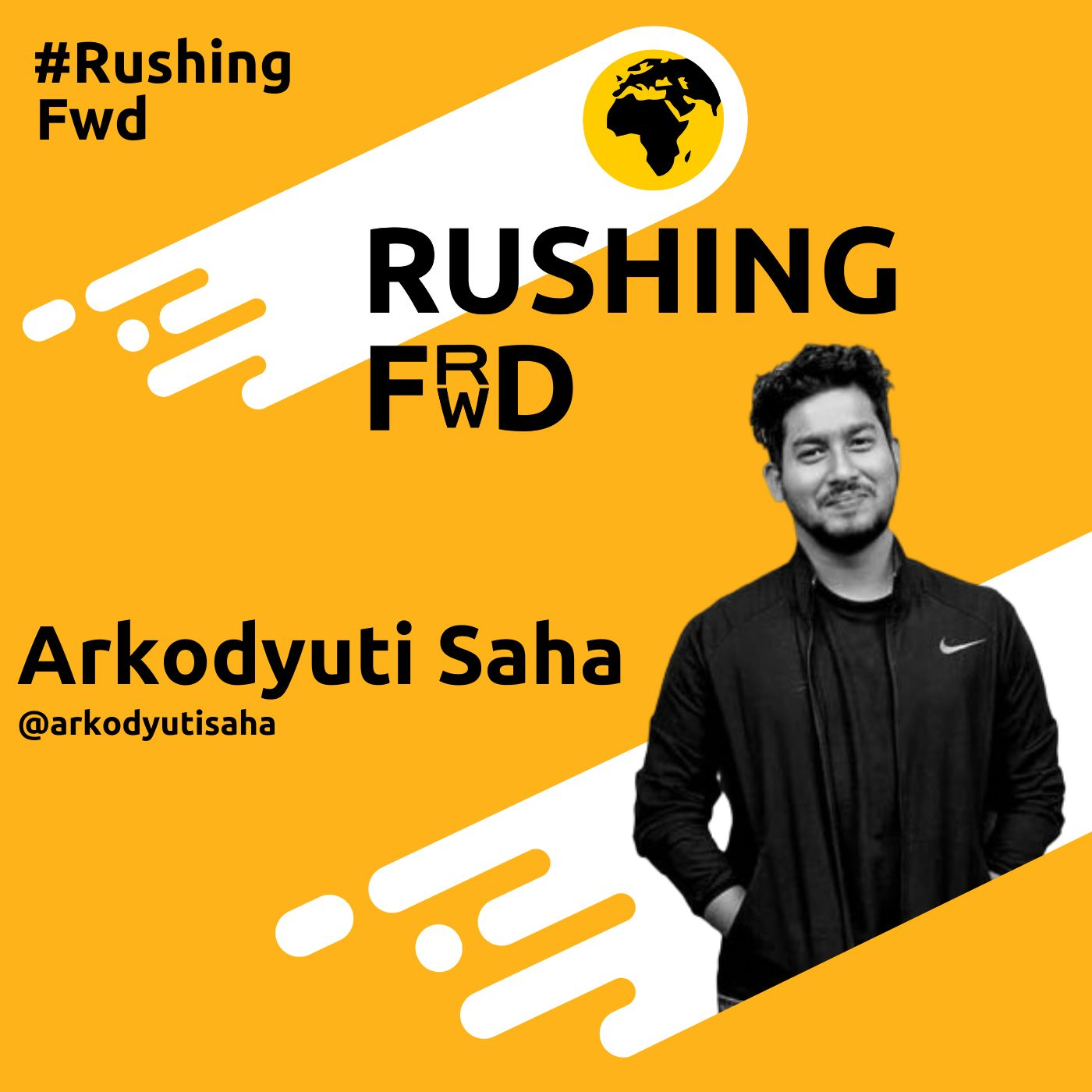 Arkodyuti Saha: Developer Relations, Hackathons and Single Malts