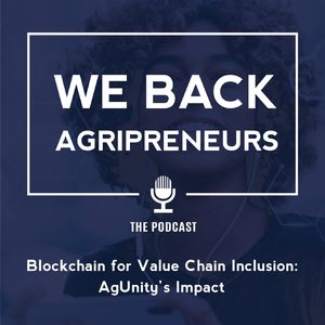 Blockchain for Value Chain Inclusion: AgUnity's Impact