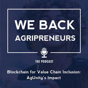 Blockchain for Value Chain Inclusion: AgUnity's Impact
