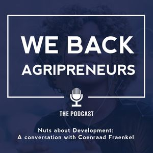 Nuts about Development: A conversation with Coenraad Fraenkel