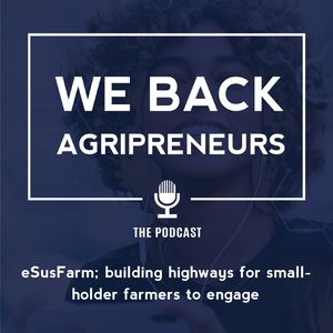 eSusFarm; building highways for smallholder farmers to engage